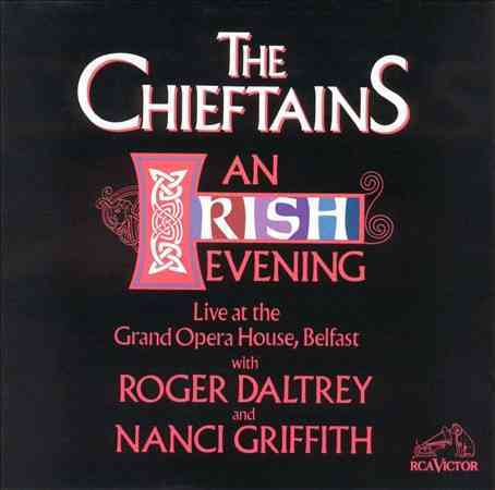 AN IRISH EVENING BY CHIEFTAINS (CD)