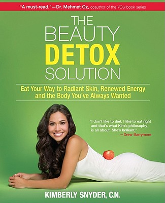 The Beauty Detox Solution By Snyder, Kimberly